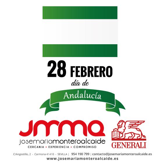 Feliz-Dia-de-Andalucia-28-Febrero-JoseMariMonteroAlcaide-Seguros-Generali-Carmona-Sevilla