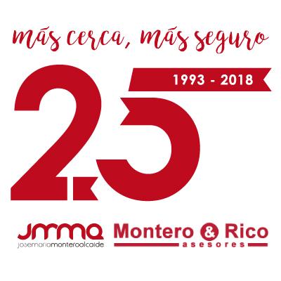 LOGO-25-ANIVERSARO-JOSE-MARIA-MONTERO-ALCAIDE-SL-CUADRADO-2