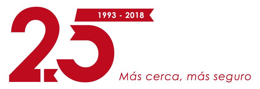 LOGO-25-ANIVERSARO-JOSE-MARIA-MONTERO-ALCAIDE-SL-MAS-CERCA-MAS-SEGURO